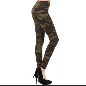 🌿 CAMO SOFT LEGGINGS 🌿